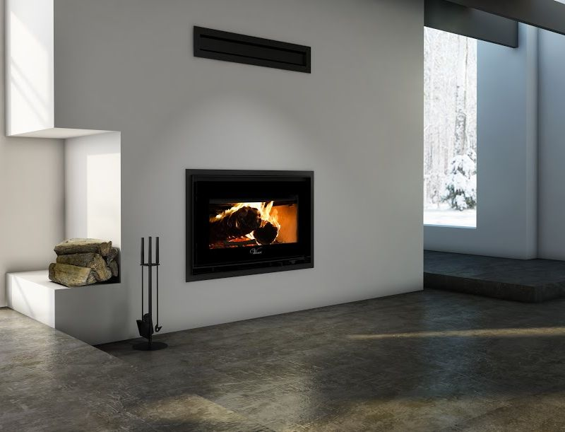 Wood Burning Fireplace Modern Amp Traditional Wood Stoves