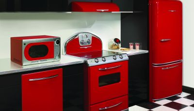 Appliances and Cookstoves