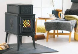 Jotul Black bear Wood Stove