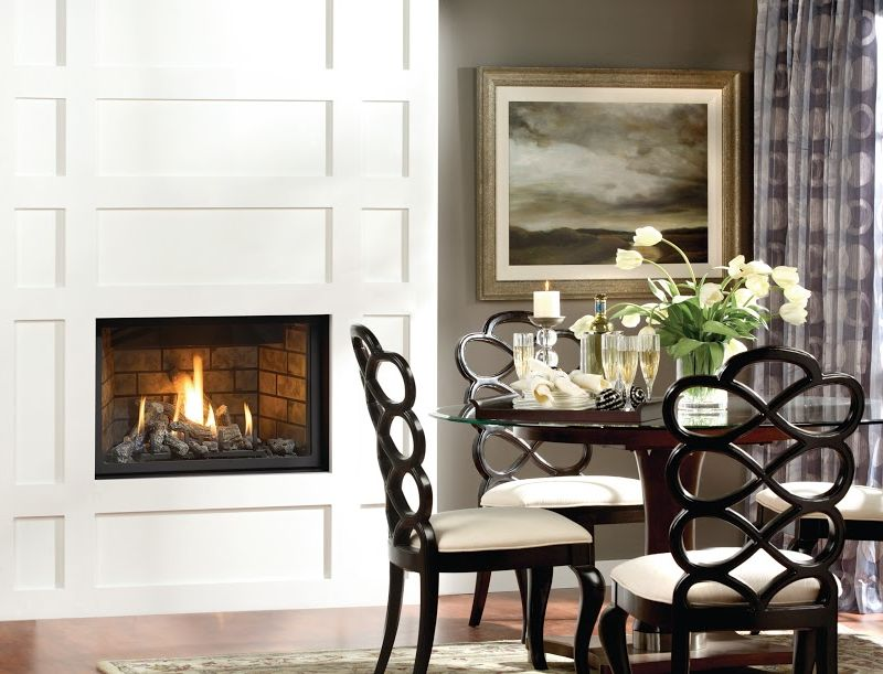Choose Traditional Gas Fireplaces