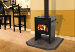 Blaze King Wood Stove Chinook 20 Room No Ash Pan