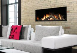 Contemporary Gas Fireplace Marquis