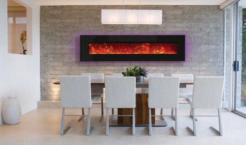 Electric Fireplace Peterborough The Original Flame