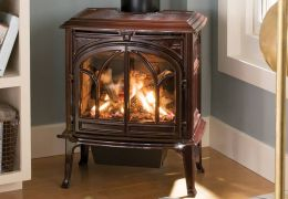 Traditional Wood Stove Jotul