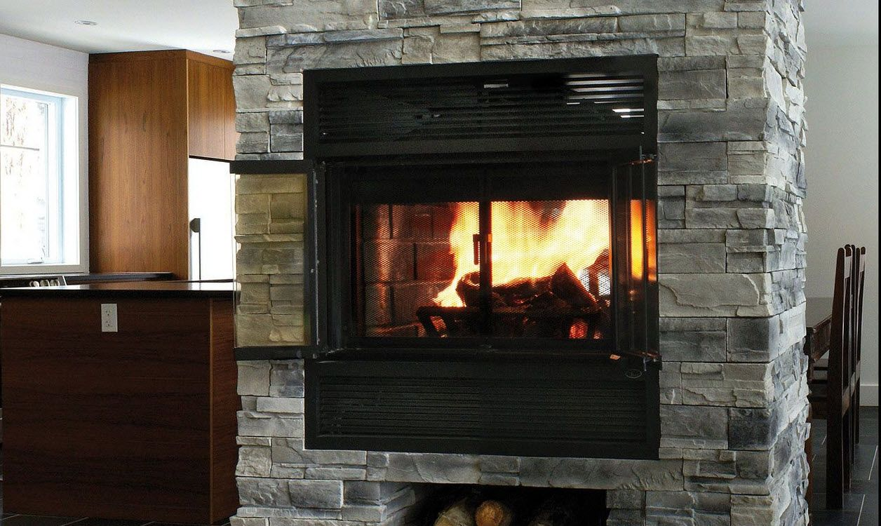 Wood Fireplace Gallery The Original Flame