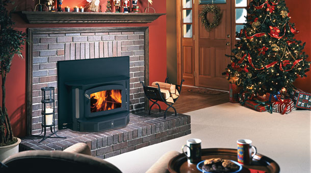 Wood fireplace inserts Peterborough