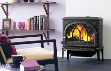 Jotul Traditional Wood Stove