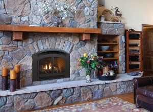 fireplace installation gas fireplaces