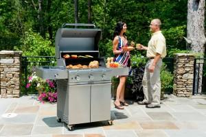 BBQ Saber grills