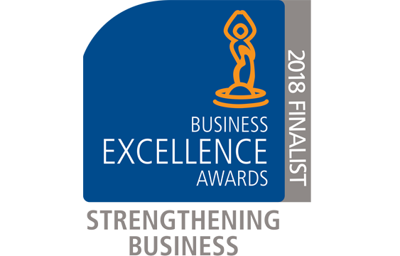 Excellence Awards - 2018 FINALIST