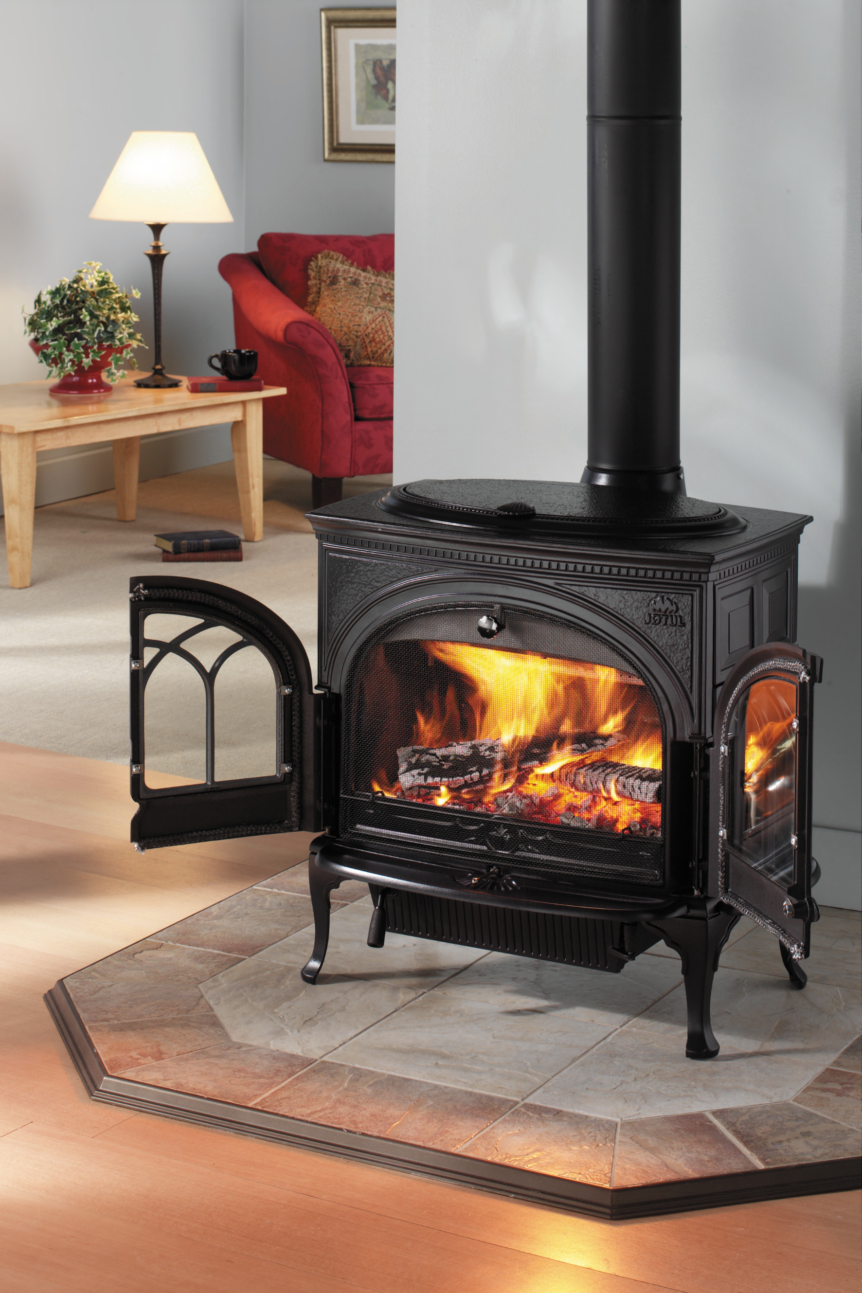Wood stoves F600